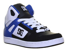Dc Shoes Rebound Junior Nubuck Leather Trainers