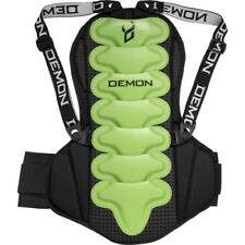 Demon Flexforce Pro Spine Guard Unisexe Armures Protections Rénales - Black