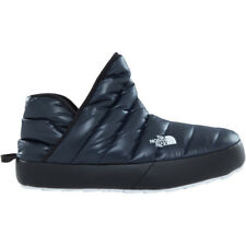 North Face Thermoball Traction Bootie Mens Footwear Slipper - Shiny Urban Navy