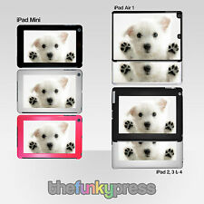 GRAZIOSO cani IPAD 2 3 4 Mini Air 1 2 Custodia Cover posteriore rigida