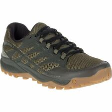 Merrell All Out Charge Hommes Chaussures Pour Course En Sentier - Dusty Olive