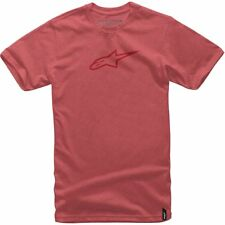 Alpine Stars Ageless Ii Hommes T-shirt à Manche Courte - Red Heather