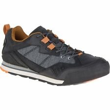 Merrell Burnt Rock Hommes Chaussures Chaussure - Black Toutes Tailles