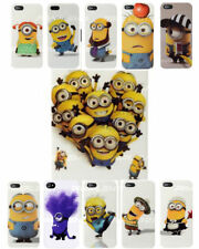 DESPICABLE ME MINION TPU CASE COVER FOR IPHONE 4 5/5S/SE 5C IPOD TOUCH 4TH 5TH