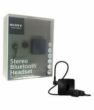 Imported Sony SBH20 Wired Bluetooth Headset With Mic Headphones Sony..!!!