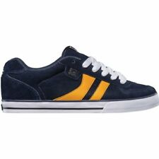 Globe Encore 2 Hommes Chaussures Chaussure - Navy Yellow Toutes Tailles