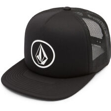 Volcom Full Frontal Cheese Hommes Couvre-chefs Casquette - Black Une Taille