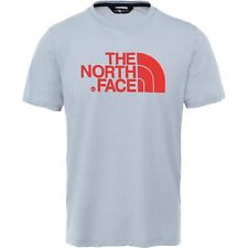 North Face Tanken Hommes T-shirt à Manche Courte - Light Grey Heather