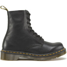 Dr Martens Pascal Black Virginia Womens Boots - All Sizes