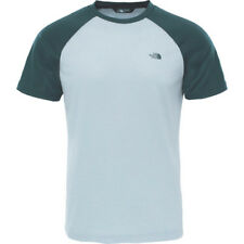 North Face Tanken Raglan Hommes T-shirt à Manche Courte - Tnf Light Grey