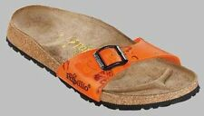 Papillio Slipper Madrid flower orange 240763 Gr. 36 ~ NEU ~ lic. b. Birkenstock