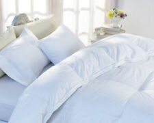 60% White Goose Feather And 40% White Goose Down Duvet 13.5 + 15.0 Togs
