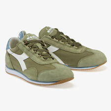 Sneakers scarpe DIADORA HERITAGE Equipe Stone Wash12 Dried Herb/Blue shadow 2018