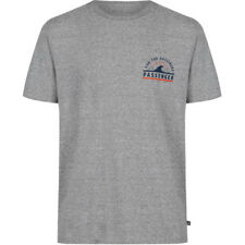 Passenger Clothing Tripped Out Hommes T-shirt à Manche Courte - Grey Marl