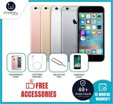 Apple Iphone 6s-16gb 64gb 128gb - Libre Sim Smartphone Libre Varios Colores