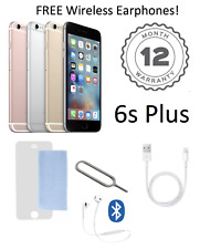 Apple Iphone 6s Plus - 16gb 32GB 64GB 128GB - Libre Smartphone sin Tarjeta Sim