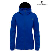 The North Face - Giacca blu scuro Quest -DryVent- Donna