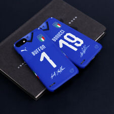 Buffon & More 2018 World Cup Italy Jersey Case Cover for All iPhone Types