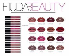 New Huda Beauty Liquid Lip Matte Lipstick  Boxed UK Seller - 16 Shades UK SELLER