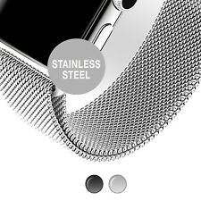 Watch Strap Milanese 42mm 38mm for Apple Watch Band Stainless Steel Series 2 3