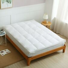 Bamboo Memory Foam Mattress Toppers / Bamboo Pillows Super Soft and Cosy Toppers