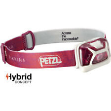 Petzl Tikkina Classic Unisex Torch Head - Pink One Size