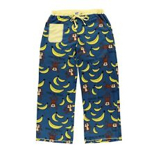 LazyOne Donna Monkeying Around Aderente Pigiama Pantaloni