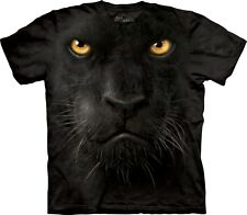 Mountain Maglietta Black Panther Big Cats Bambino Unisex