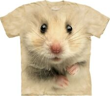 The Mountain Maglietta Hamster Face Pet Bambino Unisex