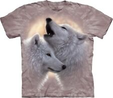 The Mountain Maglietta Love Song Wolves Adulto Unisex