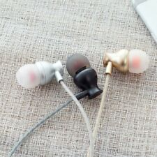 3.3mm Wire AUDIO MUSICA AURICOLARI CUFFIE PER TELEFONO FUN