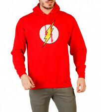 DC Comics - Flash felpa rossa Uomo