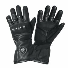 Tucano Urbano Scootering Armoured Heated Hot Road Scooter Gloves Black