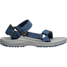 Teva Winsted Solid Mens Footwear Sandals - Navy All Sizes