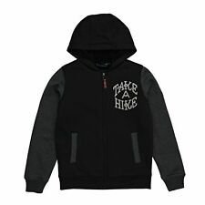 O Neill Take A Hike Hoody Zip - Black Out All Sizes