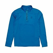 Protest Willowy Jr Quarter Zip Jacket Fleece - Imperial Blue All Sizes