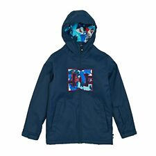 Dc Story Youth Jacket Snowboard - Insignia Blue All Sizes