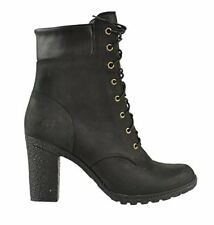 Timberland Earthkeepers Glancy 6 Inch Women's Boots Black 8432a
