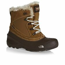 North Face Youth Shellista Extreme Boots - Dachshund Brown/moonlight Ivory