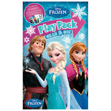 Disney Frozen Play Pack Childrens Coloring And Party Favor