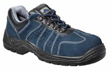 Portwest - Steelite Perforated Work Safety Trainer Shoe S1P