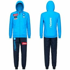Kappa Sport Tracking suit ASTERIN NAPOLI Man Soccer sport CNA Tracksuits