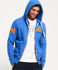 SWEAT SUPERDRY PREMIUM GOODS ZIPHOOD