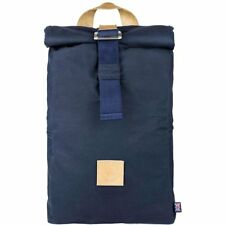 The Level Collective Winnats Roll Top Unisex Rucksack Hiking - Navy One Size