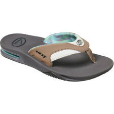 Reef Fanning Femme Chaussures Tongs - Dusty Taupe Toutes Tailles
