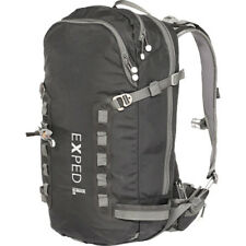 Exped Glissade 25 Homme Sac à Dos Pour Skier - Black Une Taille