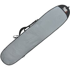 Northcore Addiction Longboard Day Bag 5mm Unisex Luggage Surfboard - Frost Grey