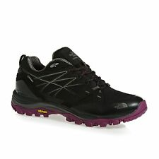 North Face Hedgehog Fastpack Gtx Femme Chaussures Chaussure - Tnf Black/amaranth