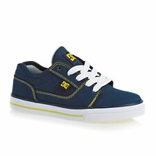 Dc Tonik Tx Chaussures Chaussure - Navy/yellow Toutes Tailles