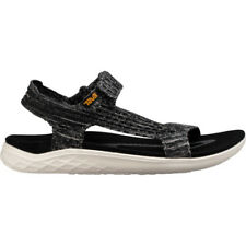 Teva Terra Float 2 Knit Universal Homme Chaussures Tongs - Black Toutes Tailles